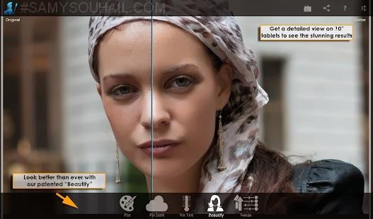 تطبيق Perfectly Clear لتنقية الصور وتحسين جودتها لاْجهزة آْندرويد