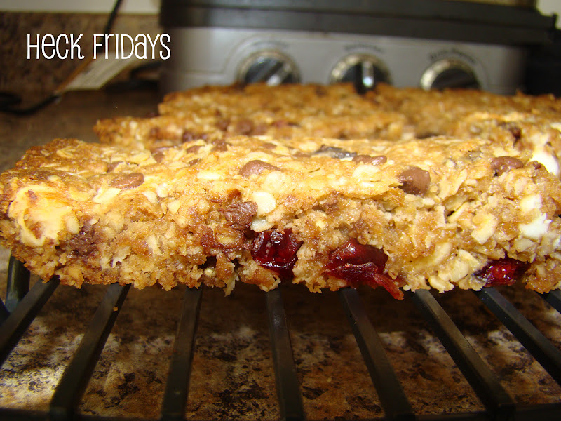 HECK FRIDAYS: The Best Granola Bars
