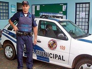 Guarda Municipal de Birigui - Um Asno