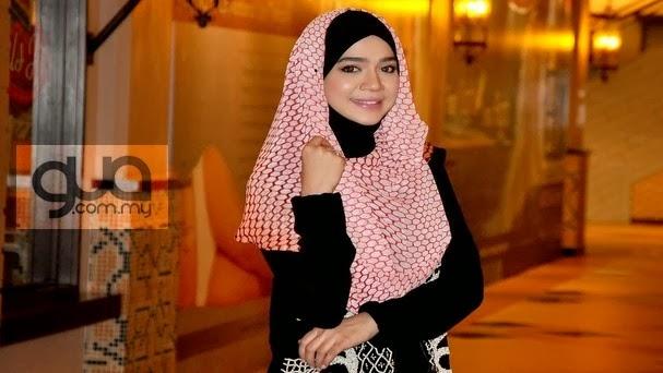 Diana Amir Lebih Tenang Selepas Bergelar Isteri