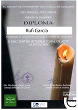 """II ENCUENTRO INTERNACIONAL DE ARTE """"LA ESTACIÓN"""""""
