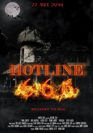 Film Hotline 666: Delivery to Hell 2014 di (Bioskop)