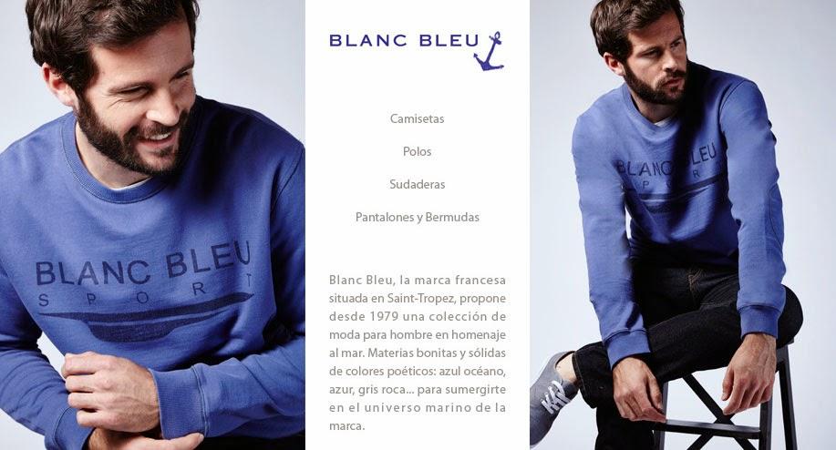 Oferta de ropa de la marca Blanc Bleu
