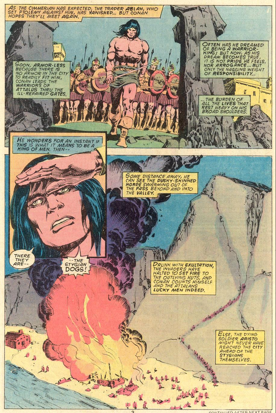 Conan the Barbarian (1970) Issue #81 #93 - English 4
