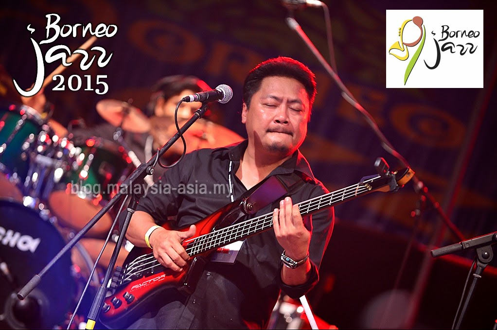 Borneo Jazz 10th Anniversary