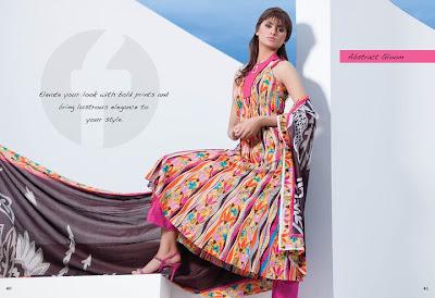 firdous lawn magazine 2011 with Dr Shaista