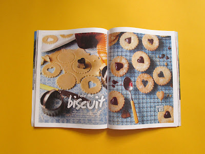 Jamie Oliver Mag- Bake Your Own Biscuits
