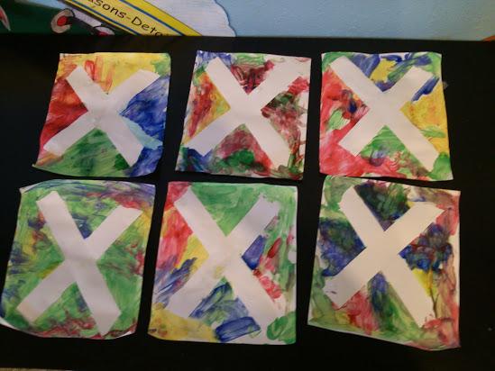 Letter X Crafts For Preschool Preschool Fun: ...