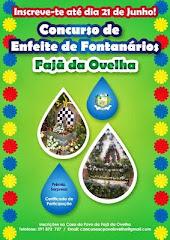 6º CONCURSO DE ENFEITE DE FONTANÁRIOS