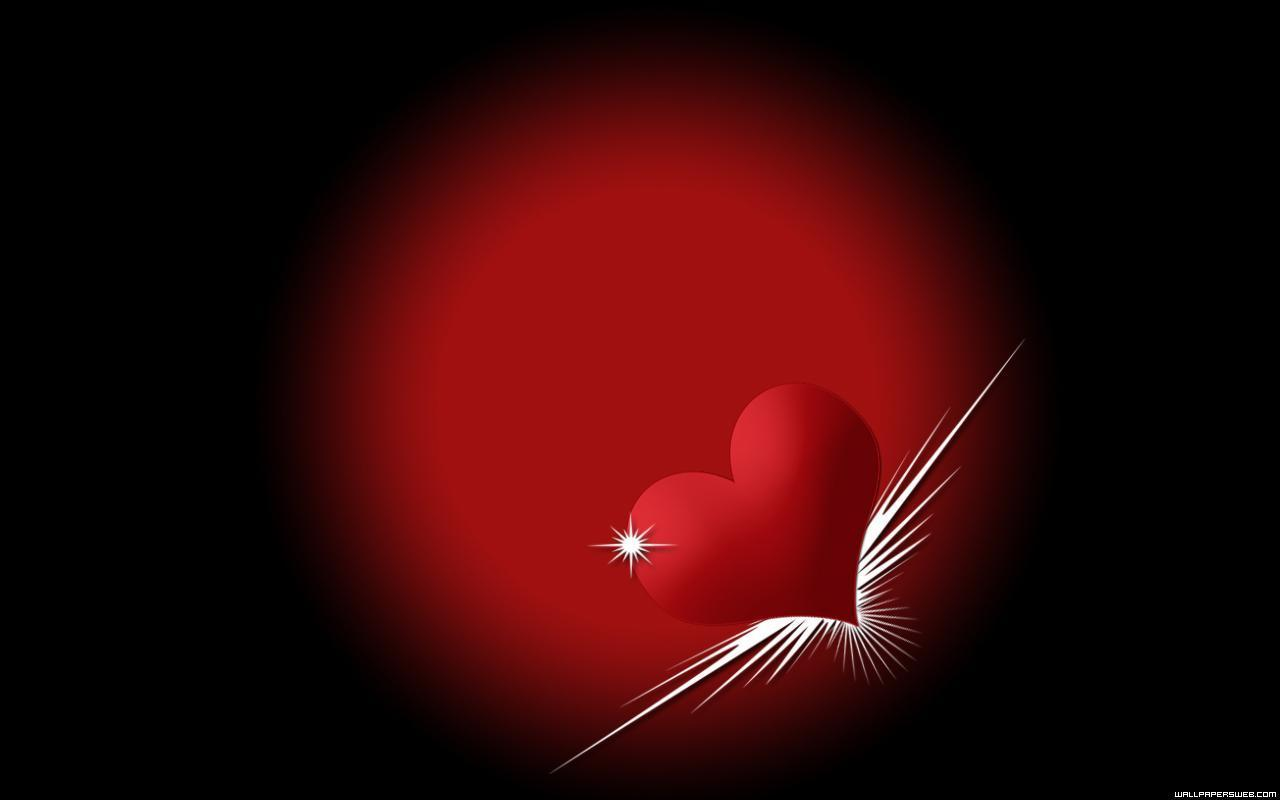 Love Wallpapers Of Lovers : 3D Love Heart 2013