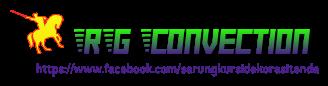 KLiK DiSiNi untuk BERGABUNG dengan FB RG Convection