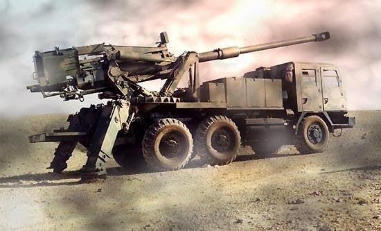 المدفع الاسرائيلي اتموس-2000 1621915_720511371363711_1187462275975637339_n