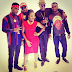 B.T.S Photos! 2face, Sound Sultan & Burna Boy team up with DJ Jimmy Jatt for 'Glasses Up' video Shoot