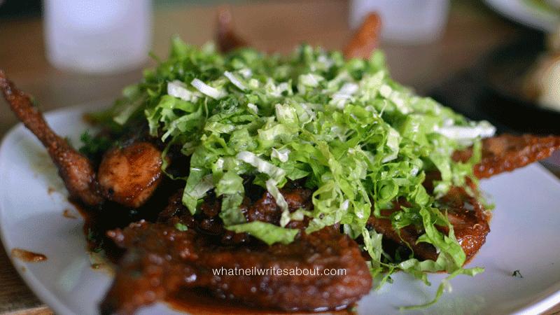 Silantro Fil-Mex Cantina Kapitolyo Pasig City Metro Manila Philippines Review Experience