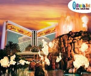 Wisata buatan terunik didunia