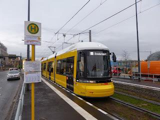 Bahnverkehr + Straßenbahn: Pläne des Verkehrssenators für Bahn und Tram in Berlin Geisel: Tunnel für Dresdner Bahn unwahrscheinlich, aus Der Tagesspiegel