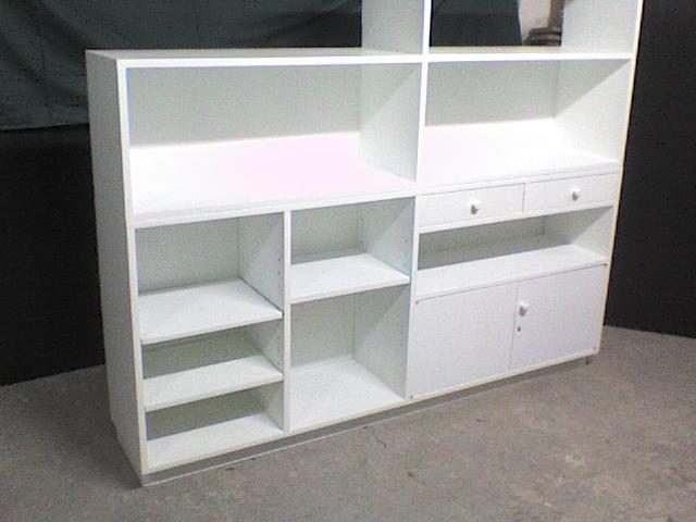 Restauración y laqueado de muebles: mueble con alzada