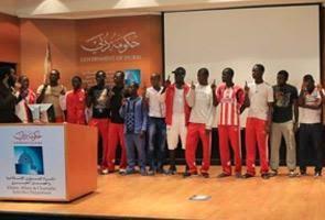 SUBHANALLAH Keseluruhan pasukan bola sepak Cameroon peluk Islam beramai ramai