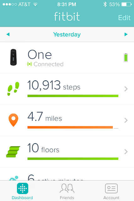 Fitbit One Fitness Review
