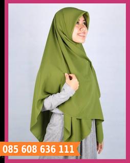 jilbab segi empat hijab