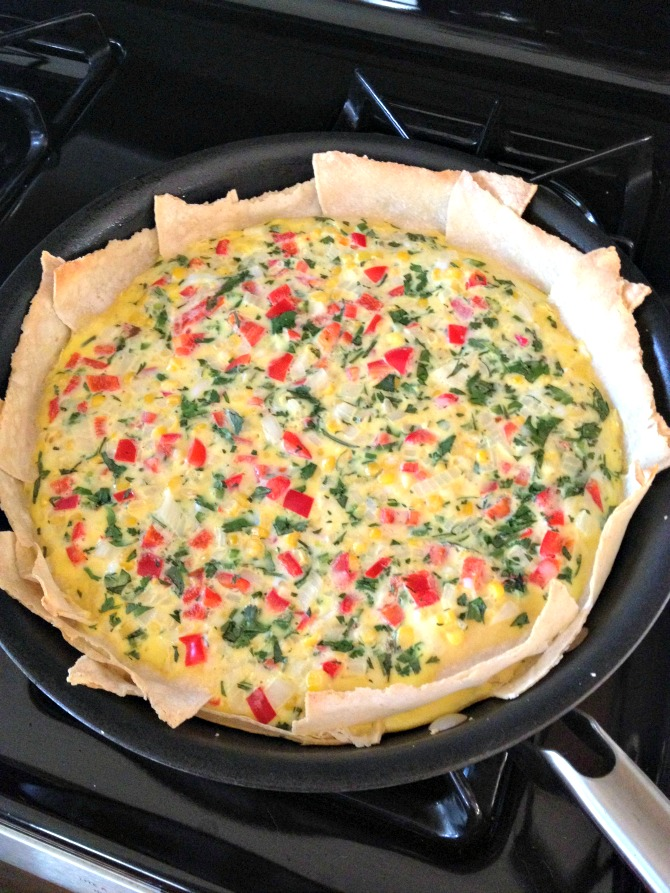 The Holland House: Mexittata After