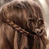 Heart Shaped Braid for Little Girls! (Tutorial)