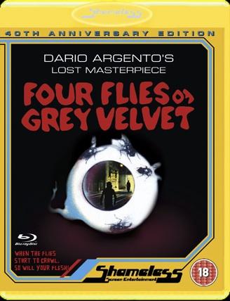 Dario Argento grey velvet