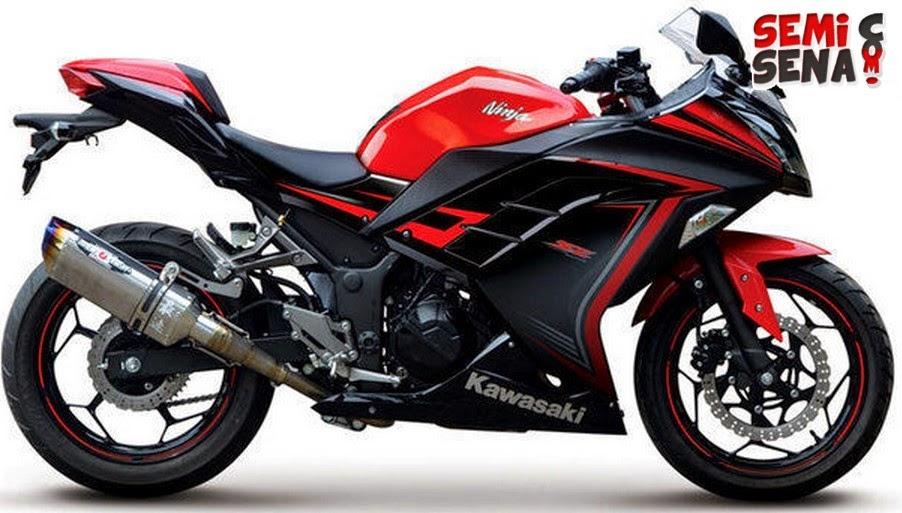 Specifications and Price Kawasaki Ninja 250 BEET Performance