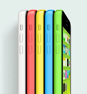 iPhone 5c New Apple Product