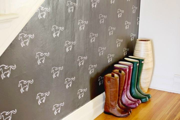 custom made wall stencils uk