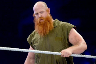 WWE wrestler Erick Rowan photos
