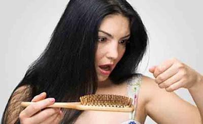 Cara Atasi Rambut Rontok