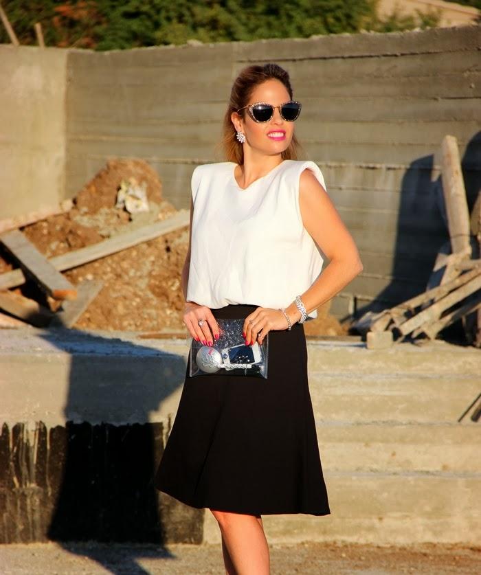בלוג אופנה Vered'Style קולר מיותר