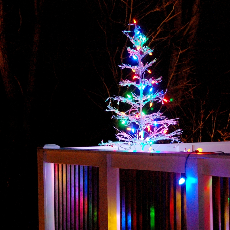Capadia Designs Christmas Lights And Photography