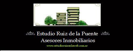 Esperamos con gusto sus comentarios, ideas y críticas!               info@estudioruizenlaweb.com.ar