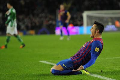 Barcelona 4 - 2 Real Betis (2)