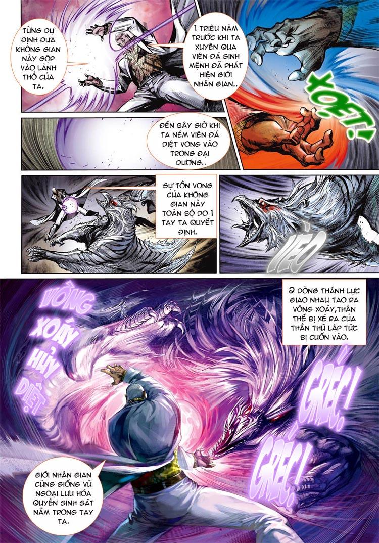 Thần Binh 4 chap 20 - Trang 22