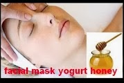 honey and yogurt face mask how to make yogurt face mask