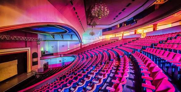 Futurist Theatre Abandoned Yorkshire