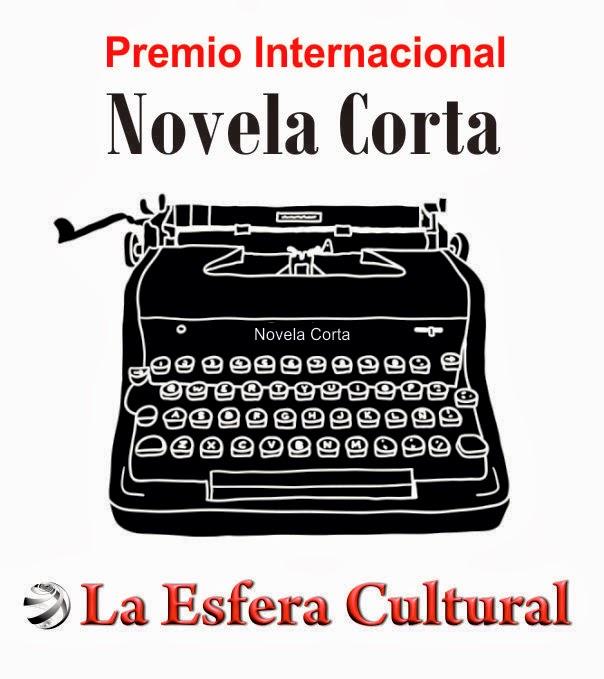 convocatoria literaria, premio, Novela Corta,