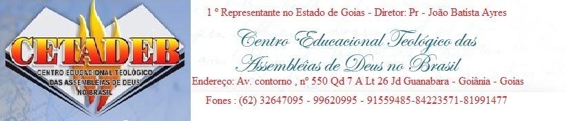 Centro Educacional Teológico Das Assembleias De Deus no Brasil