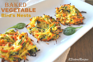 Vegetable Bird's Nests