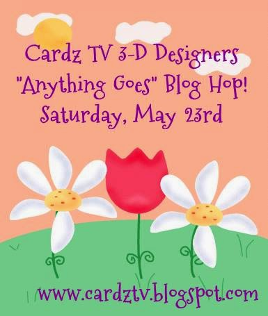 Cardz TV Blog Hop