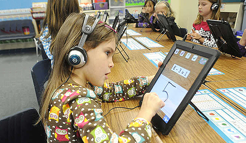 Tablet PCs Will Replace Textbooks