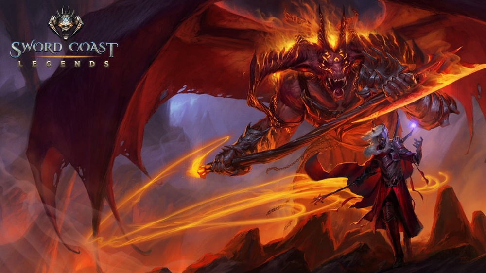 Sword Coast Legends Download Poster