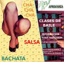 CLASES DE BAILES LATINOS - CLASES DE BAILE