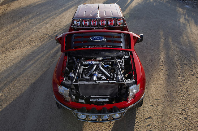 Ford EcoBoost Engines Reduce Emissions and Improve Fuel Efficiency
