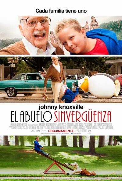 El abuelo sinvergüenza DVDRip Latino