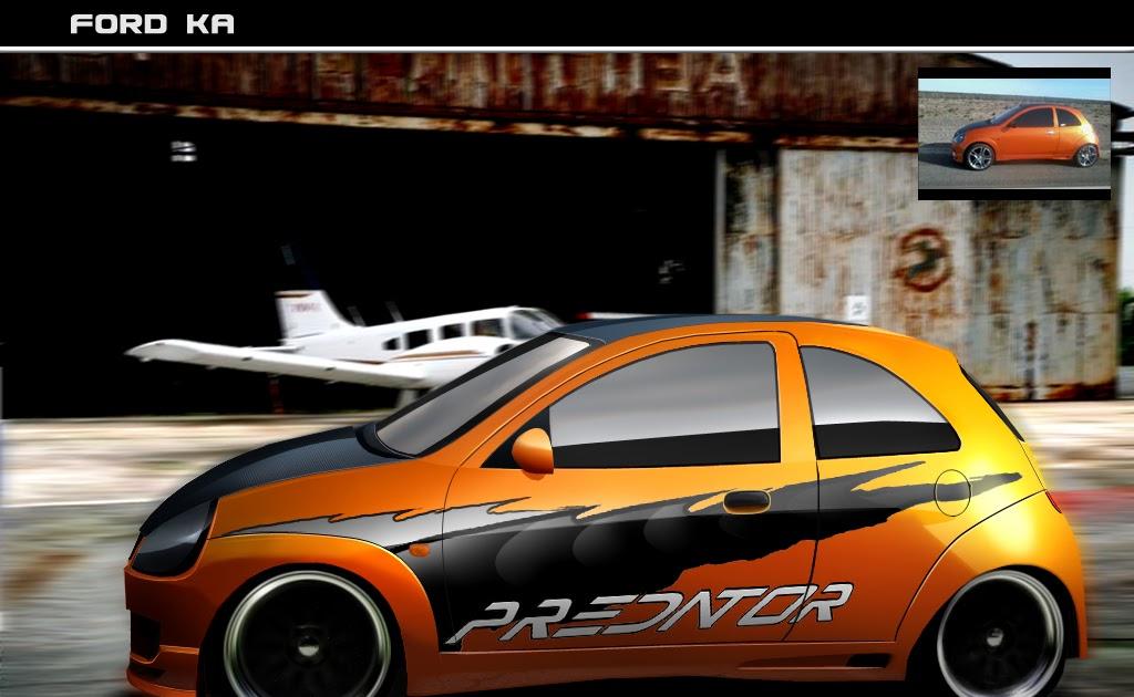 Virtual Tuning Design By ARK Llanes Ford Ka