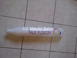 BALON SUPPORTER Logo TALK FUSION